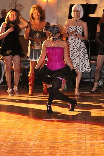 Tango Masquerade
