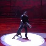 performance tango Miriam Larici and Leonardo Barrianuevo