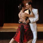 Victor Barrios and Cristina Benavidez of Rosario Argentina, Paiva style tango dancers and teachers