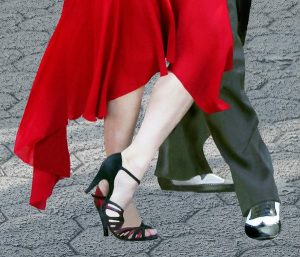 The Tango Experience @ Womans Club of El Segundo