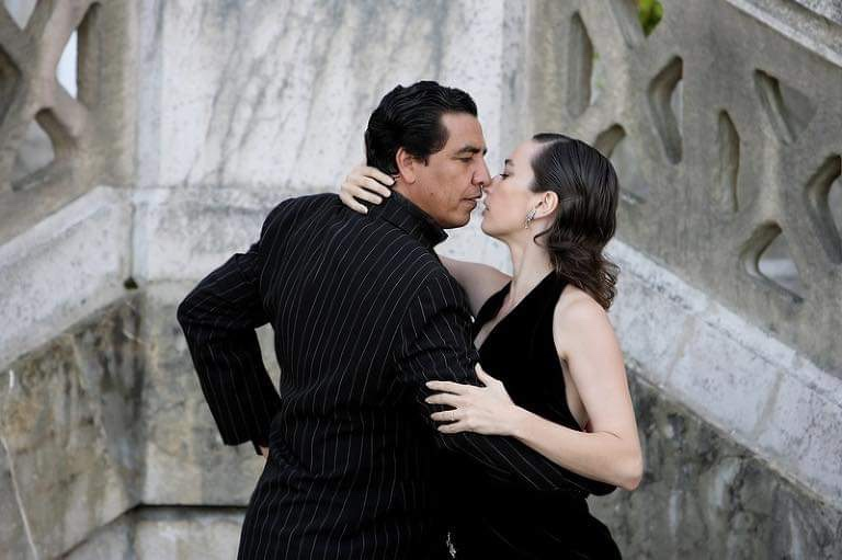 Armando Orzuza and Nuria Martinez Tango Los Angeles